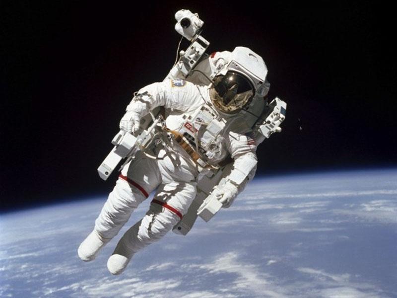 俄国太空人拒绝在太空捐精做研究。资料图片