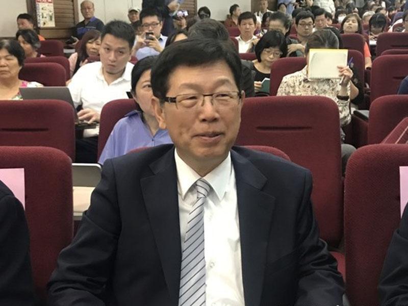 鸿海新任董事长刘扬伟。