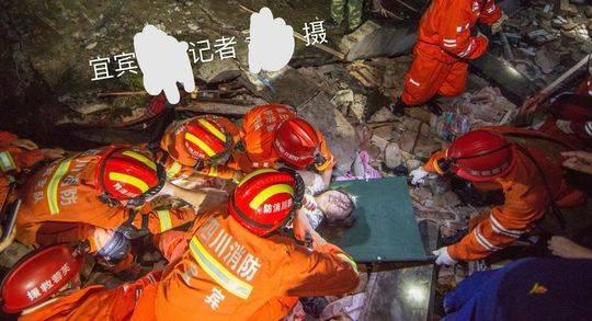 記者到災區採訪之後器材連同相片被盜走。網上圖片