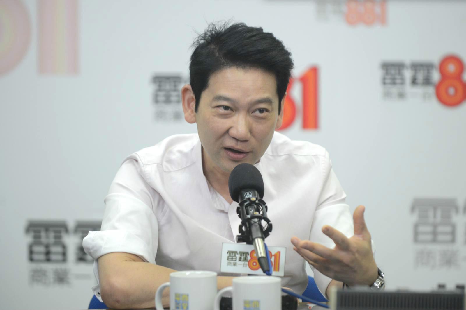 楊立門認為本港社會衝突暫時未至於令外商失信心。
