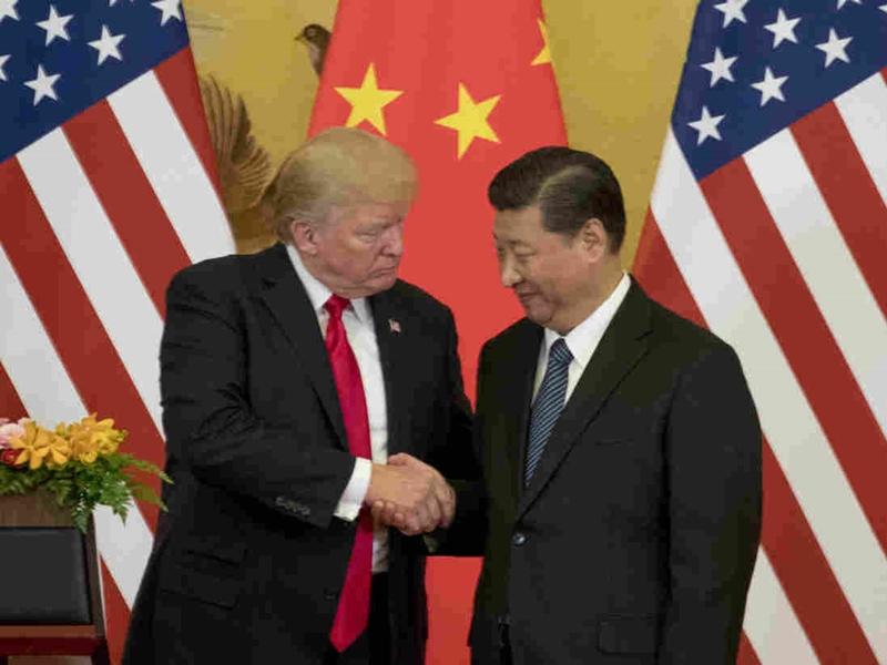 國家主席習近平和美國總統特朗普將於下周五揭幕的大阪G20峰會會面。AP圖片