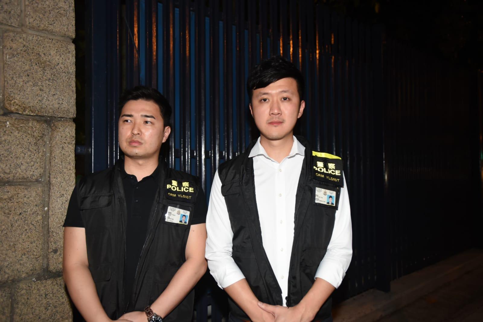 警方相信賊人誤會東主與職員身懷巨款而犯案。