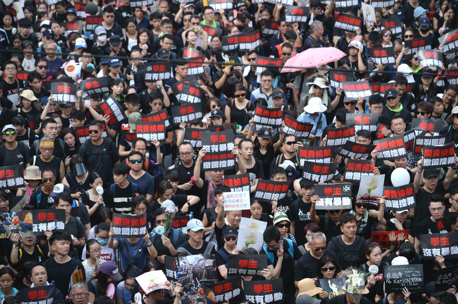 巴切萊特認同政府因應大規模示威作出讓步。資料圖片
