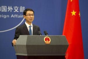 外交部:反對美國對中國企業長臂管轄