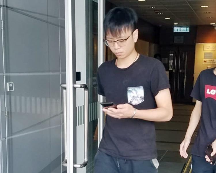 26歲被告陳文迪。資料圖片