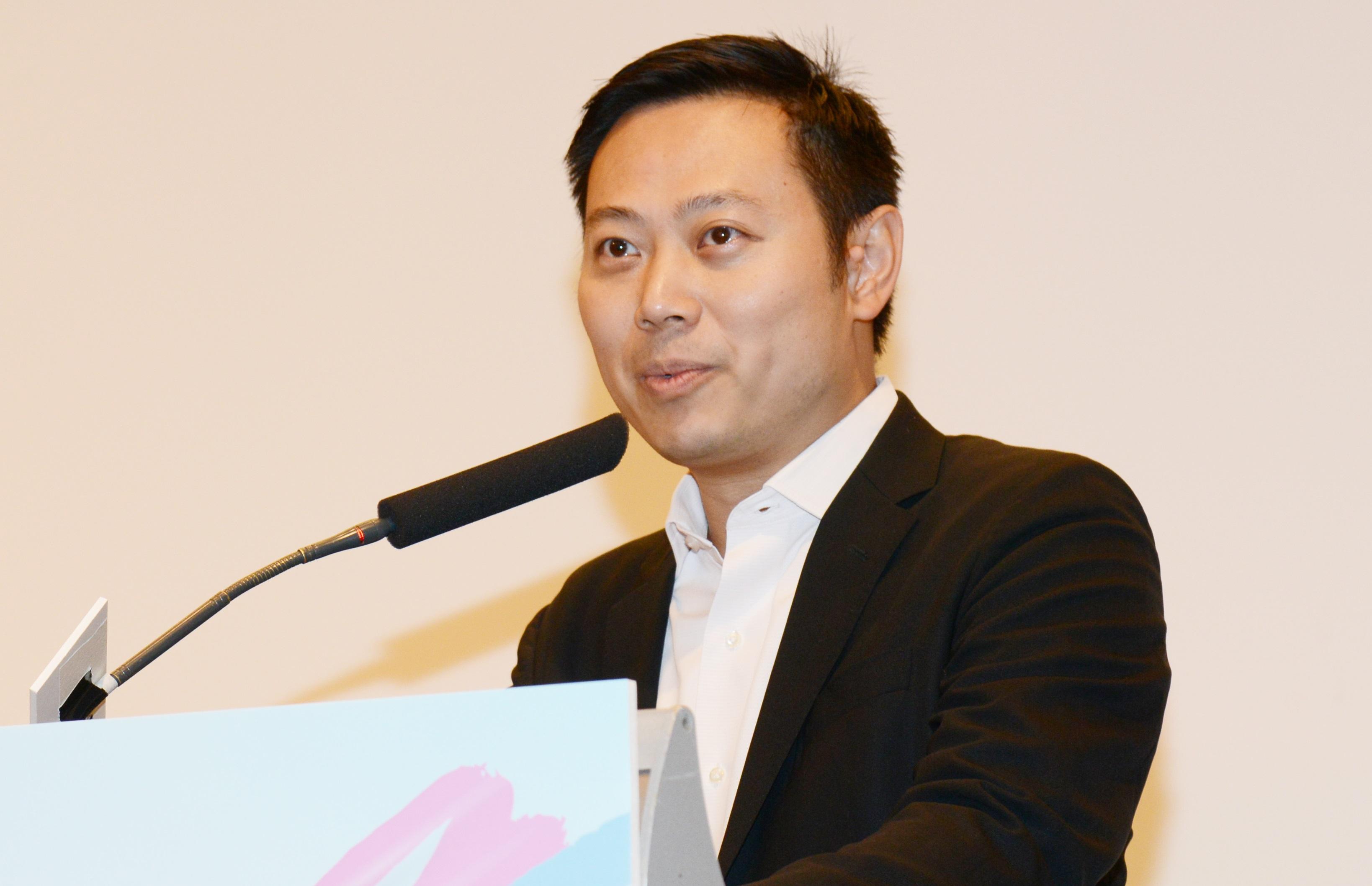 勞工及福利局副局長徐英偉。資料圖片