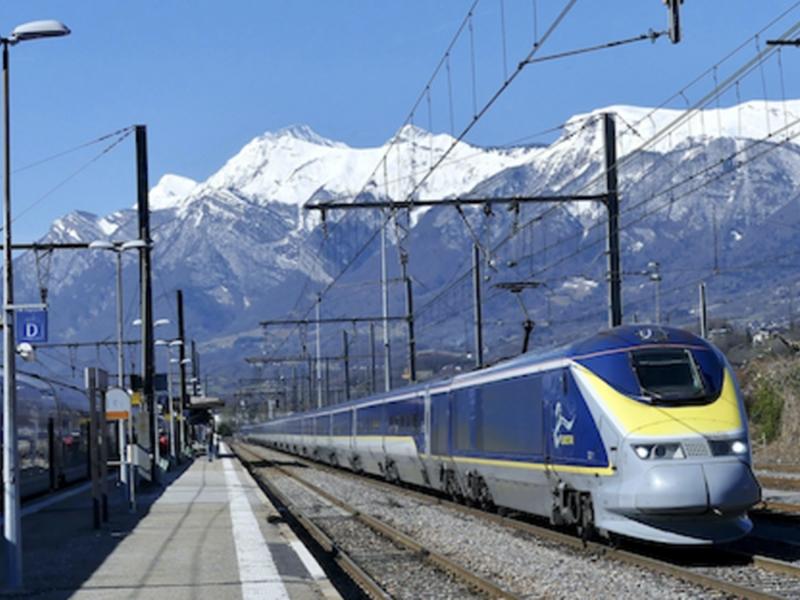 「歐洲之星」鐵路公司實施一項新措施,引起爭議。 網上圖片