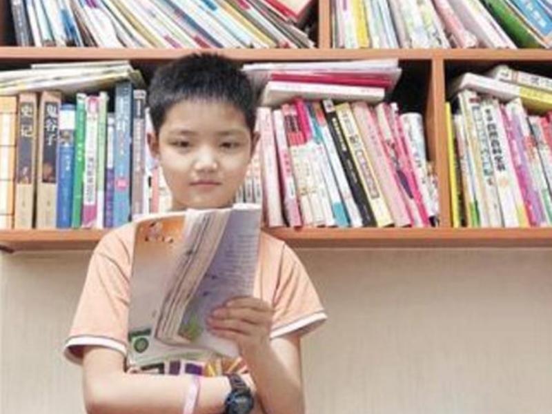 重慶一名小五生對成語故事「鷸蚌相爭」提出疑問。網上圖片