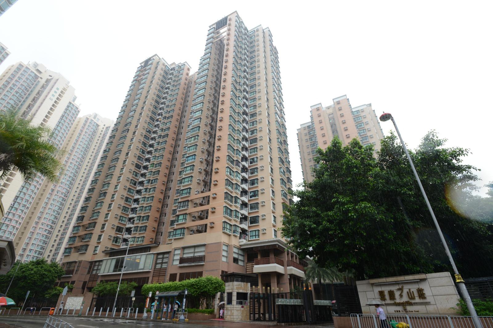 聚康山莊2房1.3萬獲學生承租
