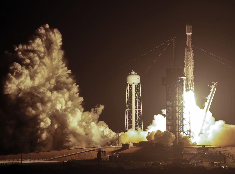 SpaceX形容,這是史上最艱巨的任務之一。AP