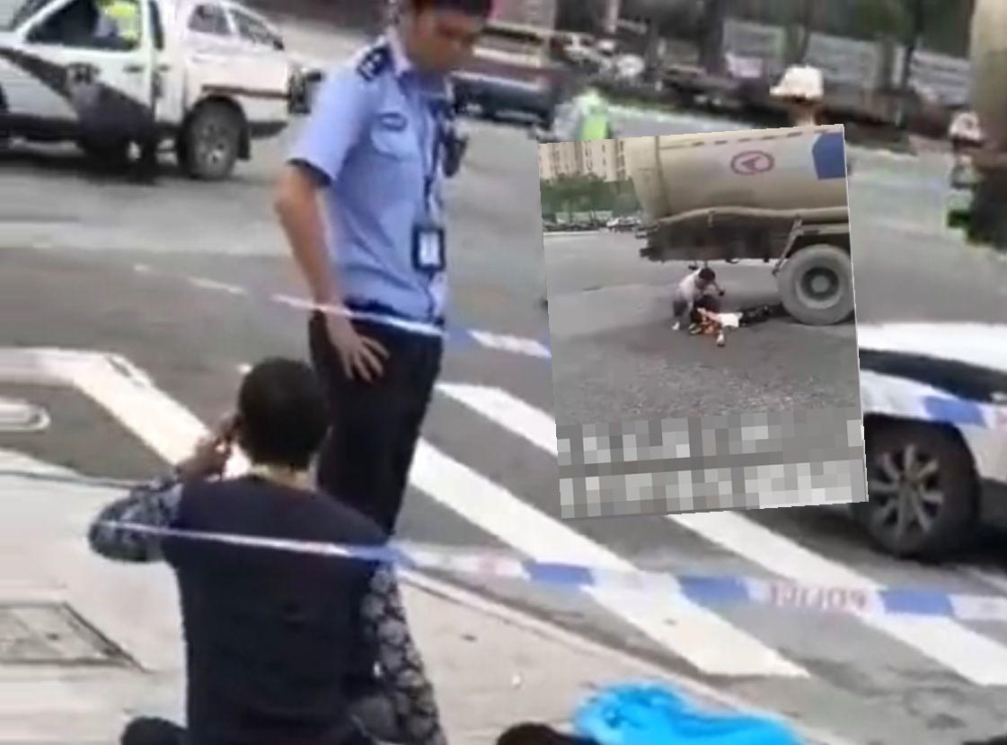 浙江外賣員工作時遇車禍喪命 公司致電催單被家屬怒罵:他人都沒了
