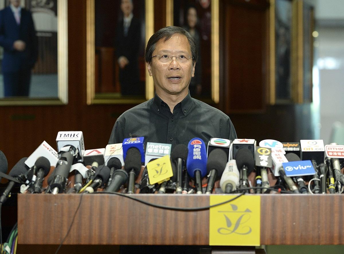 郭家麒批評警方令病人受害。資料圖片