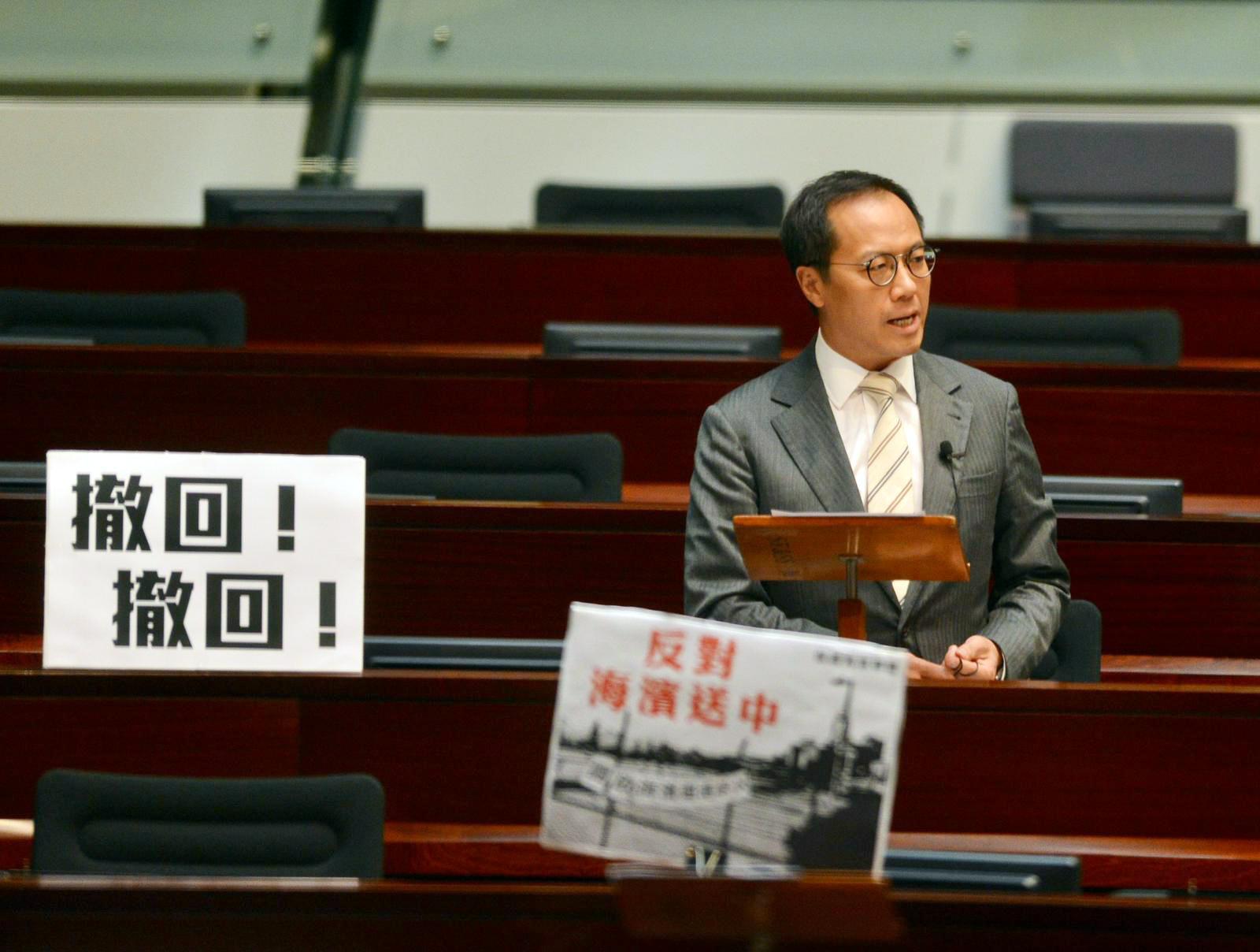 梁繼昌說,有必要成立一個獨立調查委員會,審視近日的警民衝突。