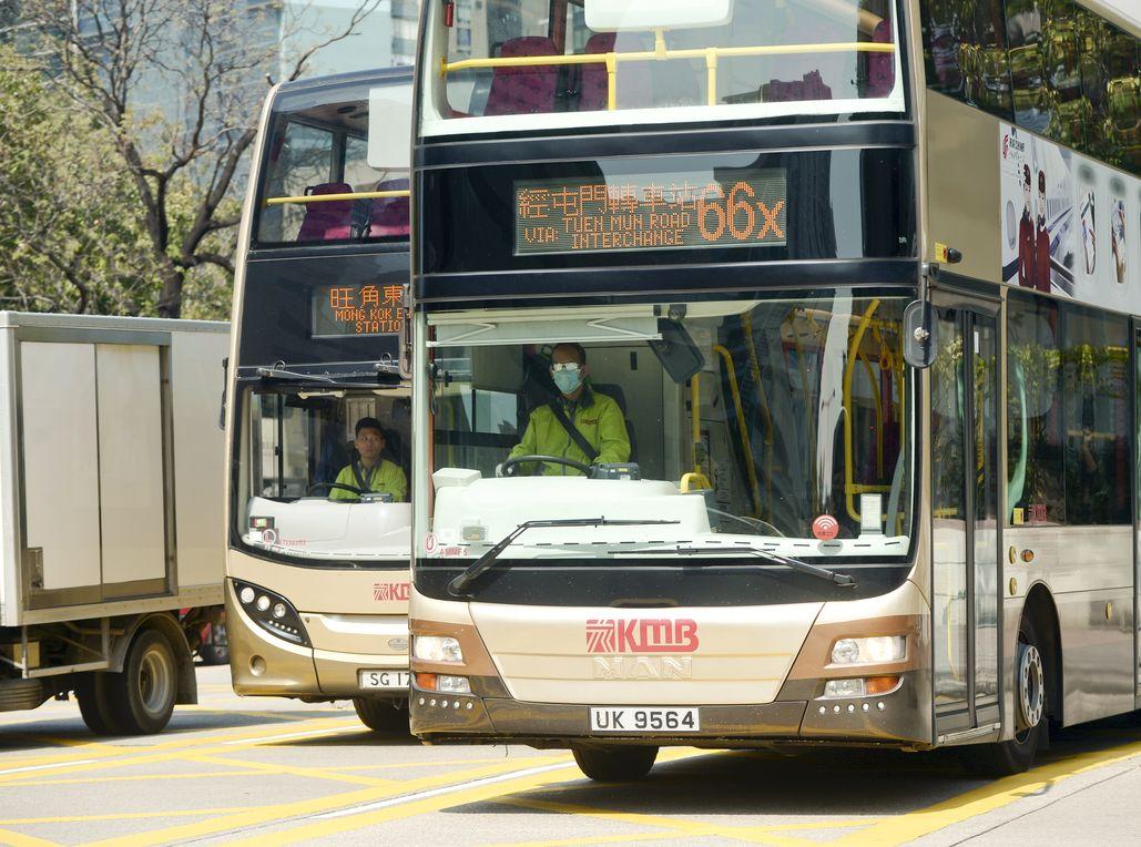 九巴及龍運巴士宣布,全職員工本年度的加薪幅度為4.8%。資料圖片
