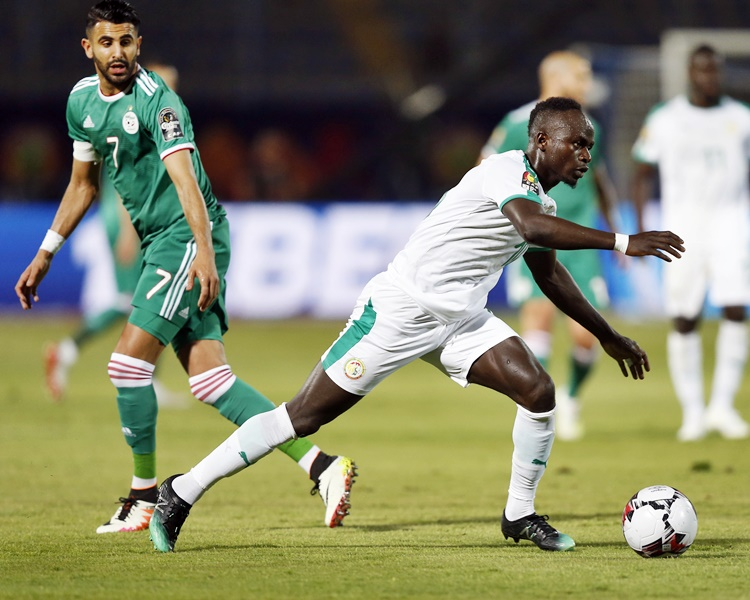 阿爾及利亞成為今屆賽事第3支晉級16強的隊伍。AP