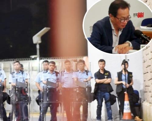 【逃犯條例】接大批警員遭起底投訴 私隱署主動接觸網站營運商
