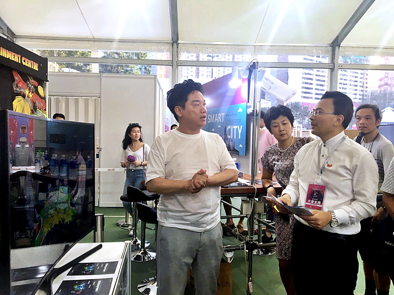 慶委會將於舉行多項慶祝回歸22年的活動。