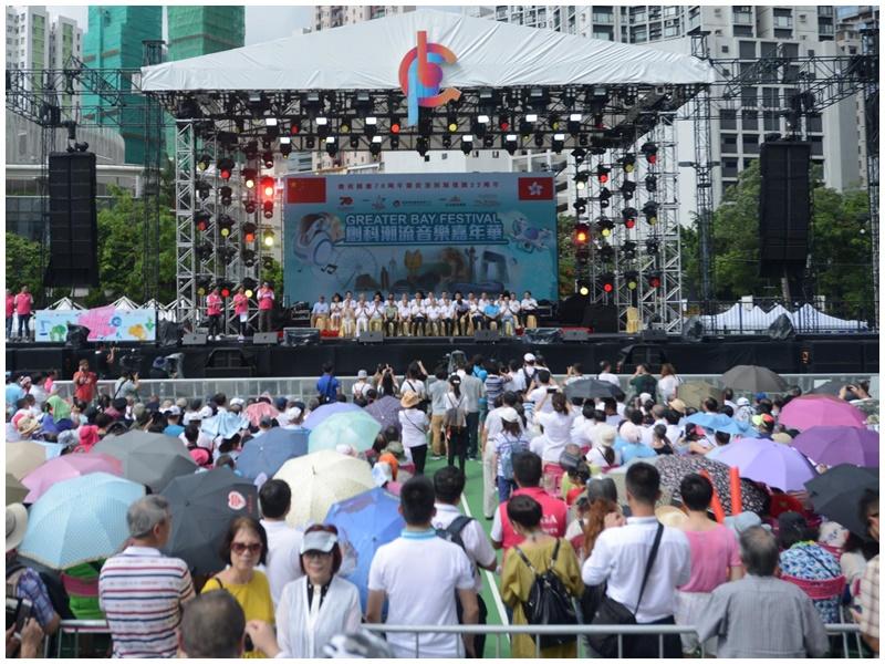 張建宗慶回歸:香港在一國兩制下享雙重優勢