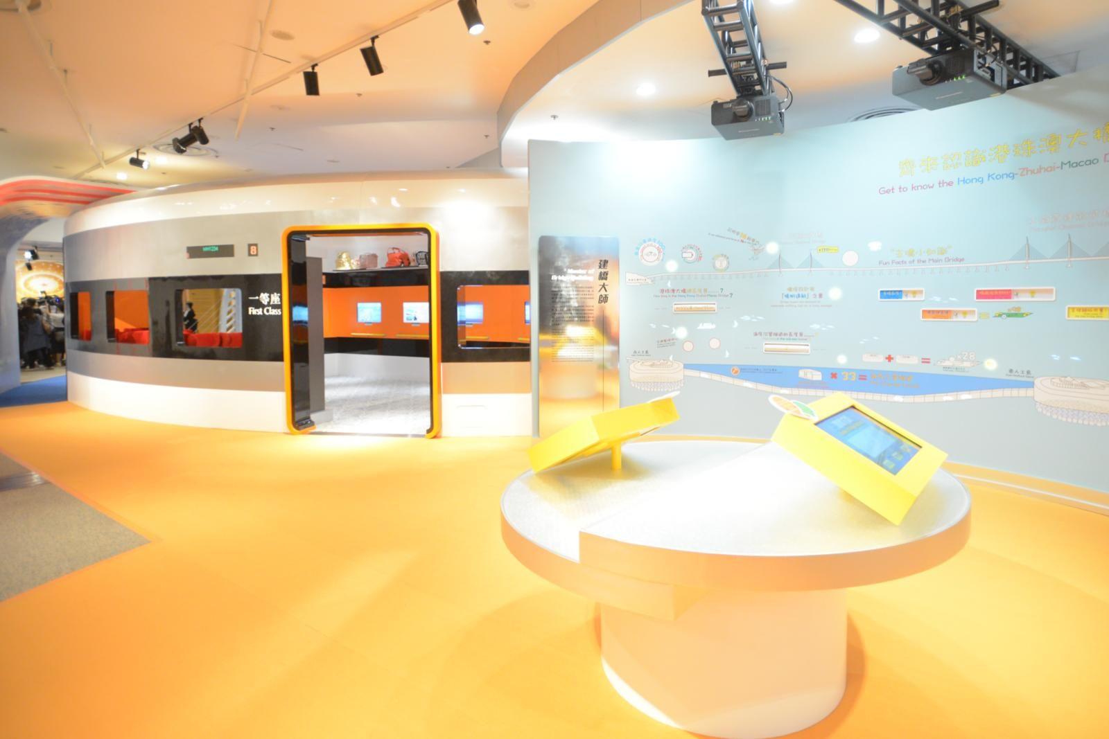 香港歷史博物館舉辦「現代化之路—共和國70年」展覽