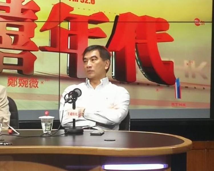 鍾國斌認為目前要做的是改革行政會議。