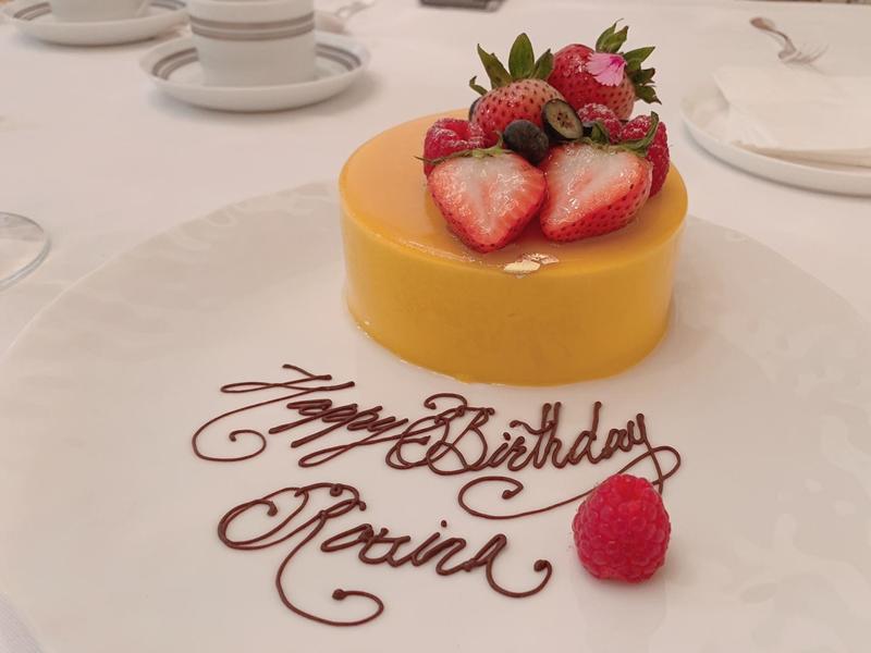 生日蛋糕。網圖