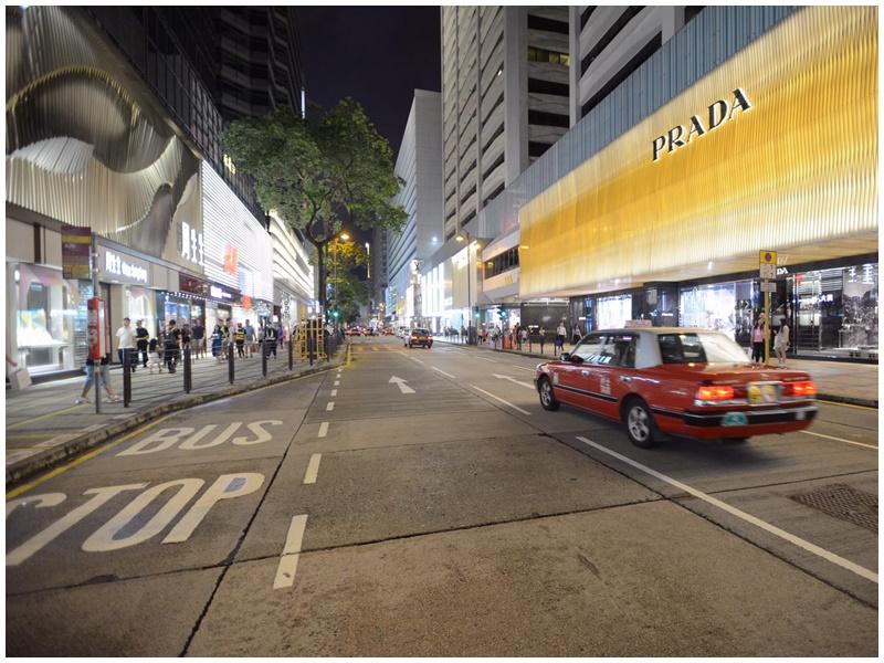 廣東道重新開通。