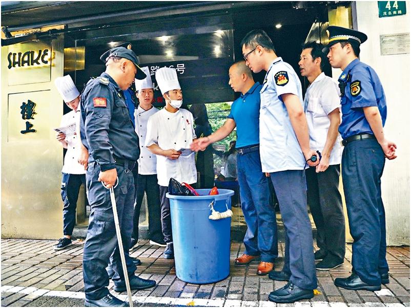 「上海市生活垃圾管理條例」一日正式實施。