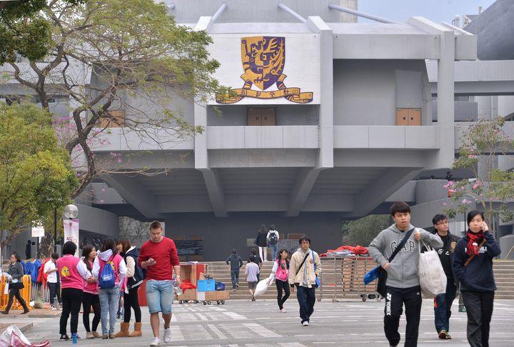 【JUPAS】香港中文大學 去年最佳五科平均中位分數為21至23分的學士課程(參考資料)