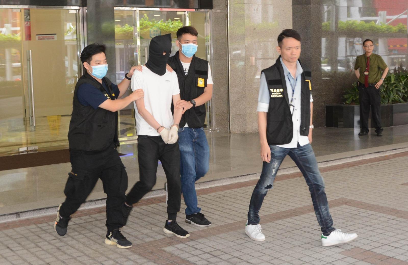 27歲港漢受聘澳門販毒還債被捕 日薪2000元