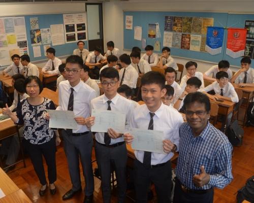 【DSE放榜】12名狀元來自9校 聖馬可、觀塘瑪利諾首誕狀元(附名單)