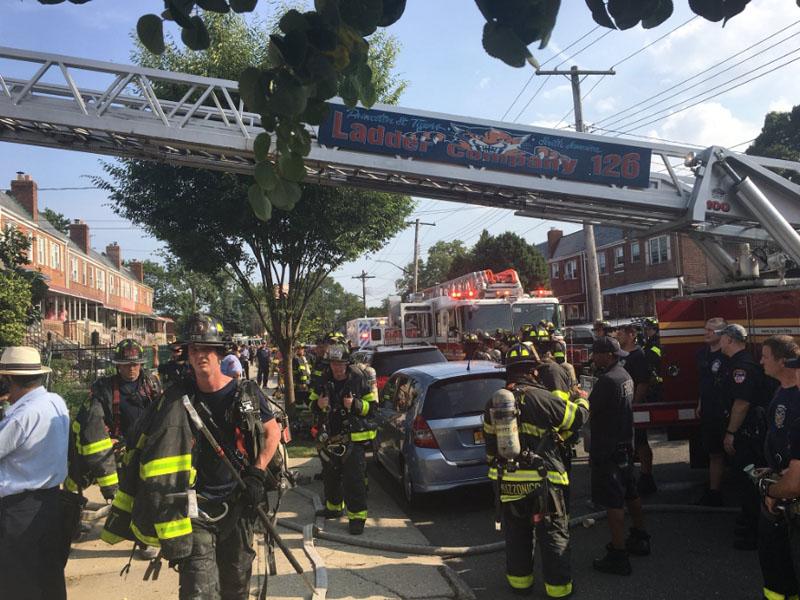 紐約皇后區住宅起火,遭三死兩傷,包括一名六歲女童。(網圖)