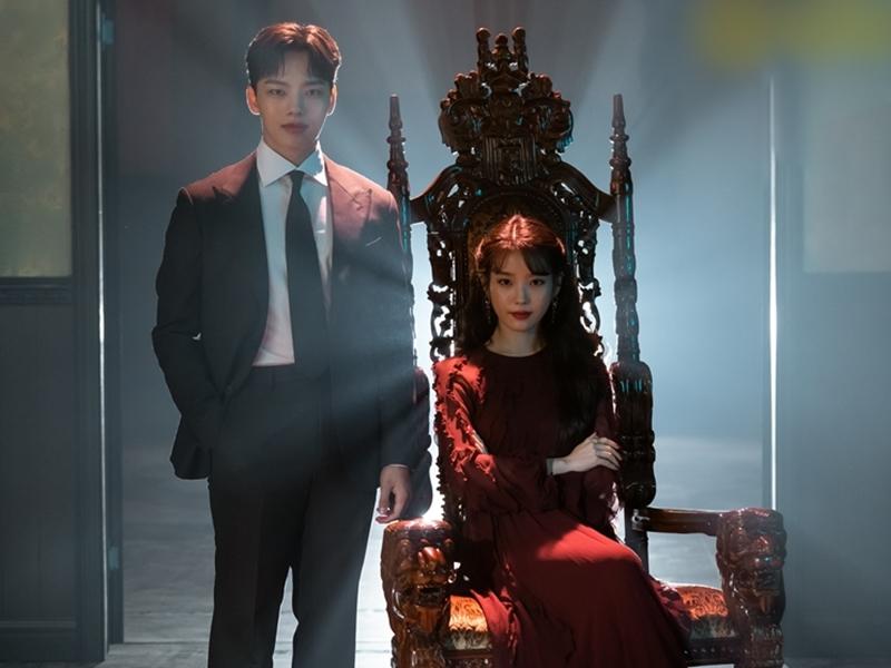 IU與呂珍九合作新劇《德魯納酒店》。