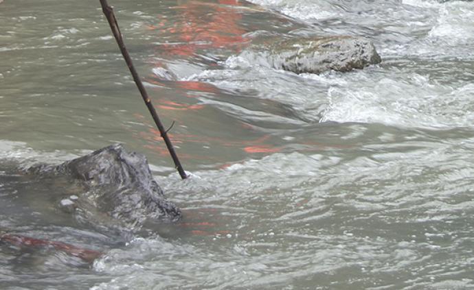 遼寧7名男學生下河游泳,6名溺亡。網上圖片