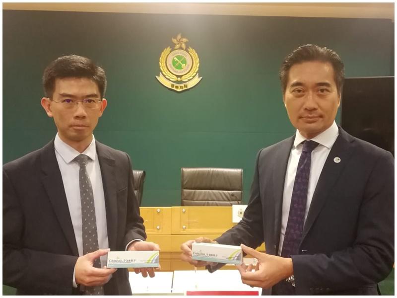 陳詩濤(左)、關建強(右)。