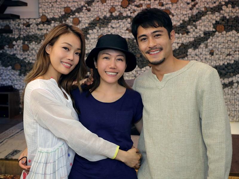祖兒邀得好友彭秀慧執導,她大讚對方想法細膩、做事認真。
