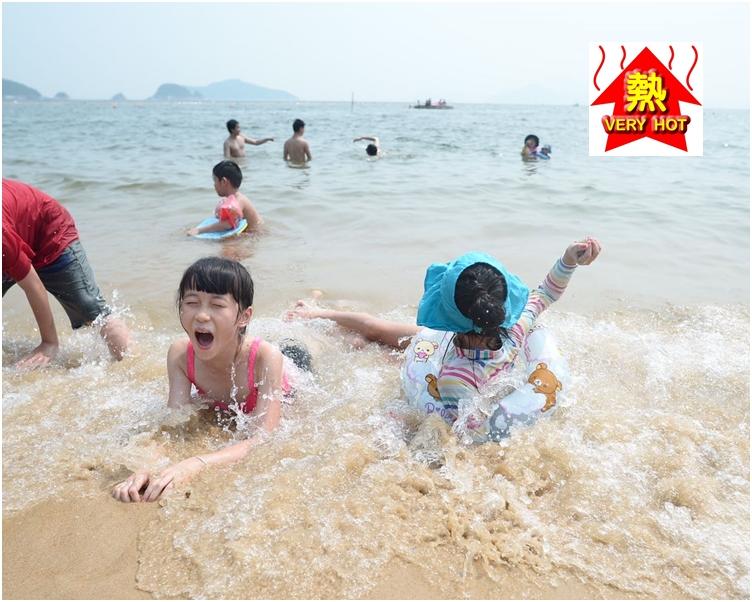 天文台預料未來數天本港天氣酷熱。