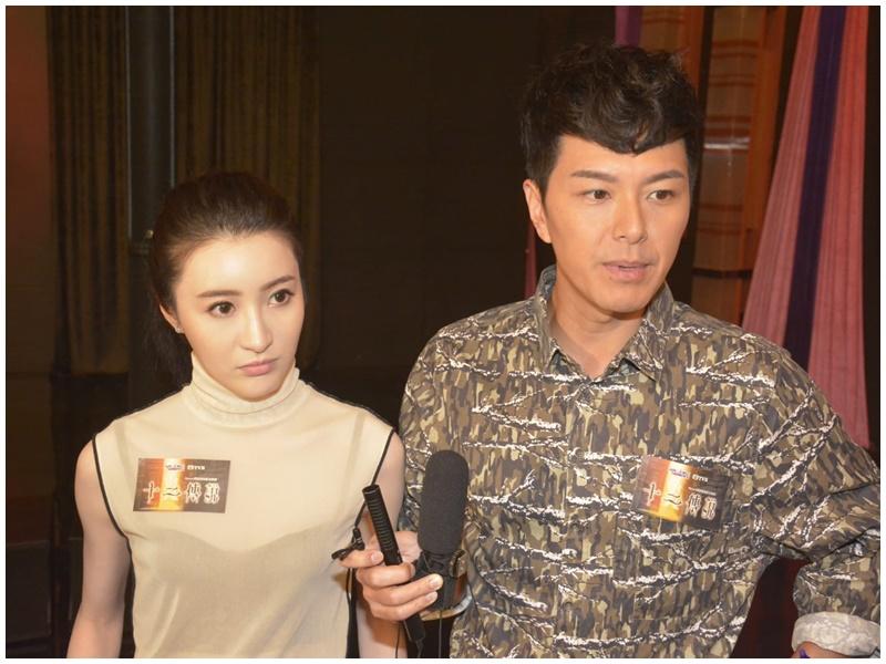 阿蕭笑薇薇唔化妝嚇驚老公。