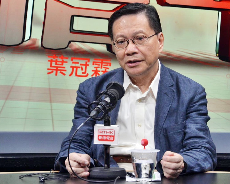 張炳良認為獨立調查委員會不應只針對警方調查。