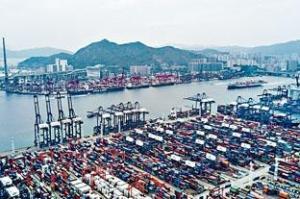 【香港經濟】5月整體出口貨量跌4% 進口量跌6.1%