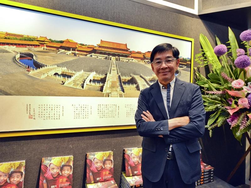 香港經貿商會會長李秀恒。