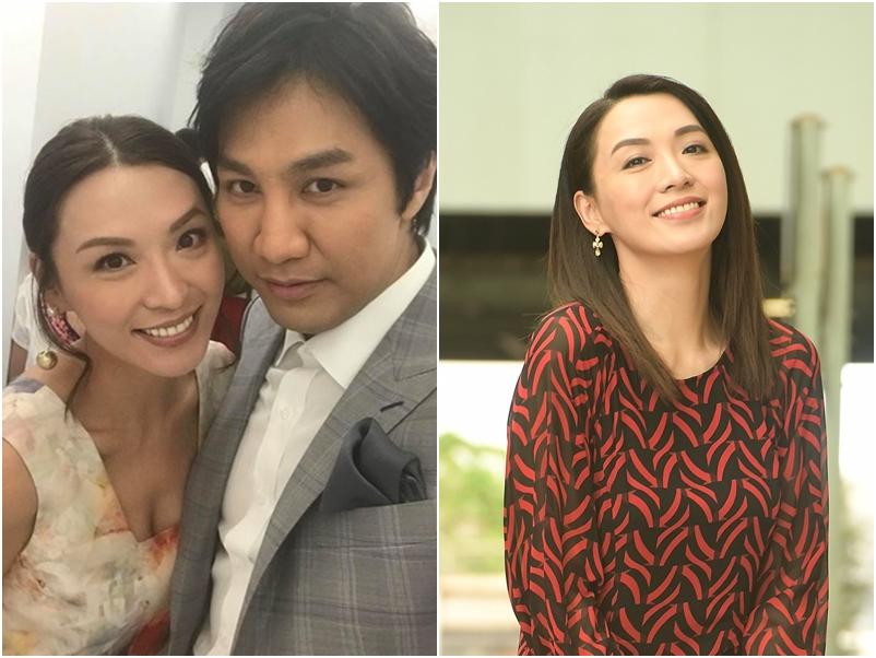 陳煒與男友陳國強。