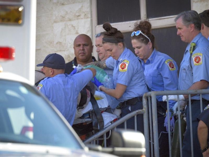 美国巴尔的摩一间美沙酮诊所发生枪击案,两死两伤,其中一名伤者是警员。