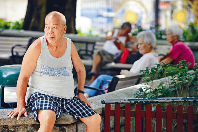 香港人口老化,長者健康問題備受關注。 資料圖片