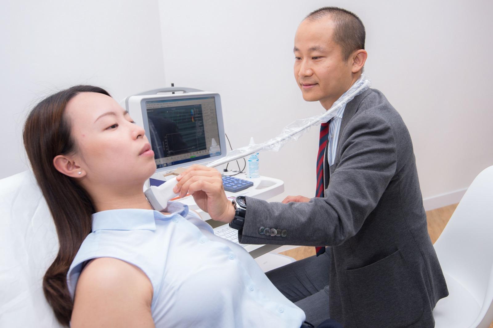 參加計劃的市民如有罹患腦神經疾病風險,有機會被安排接受超聲波檢查,評估腦內各種血液流動及阻塞情況。