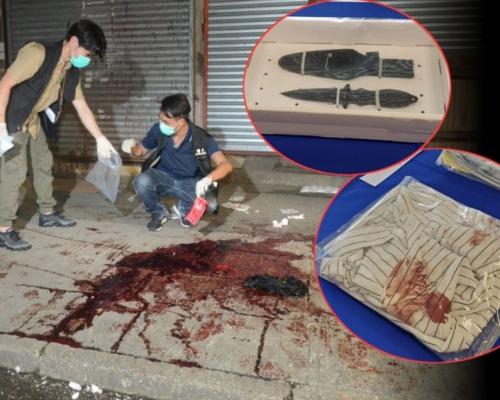 【元朗斬人】17歲青年被殺 內地向港警移交潛逃疑犯