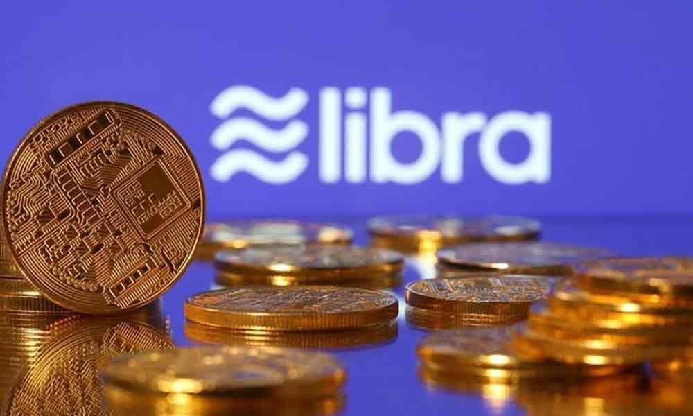 Facebook加密幣。AP圖片