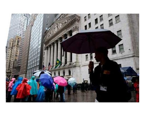 美股三大指數偏軟   杜指收市微跌23點