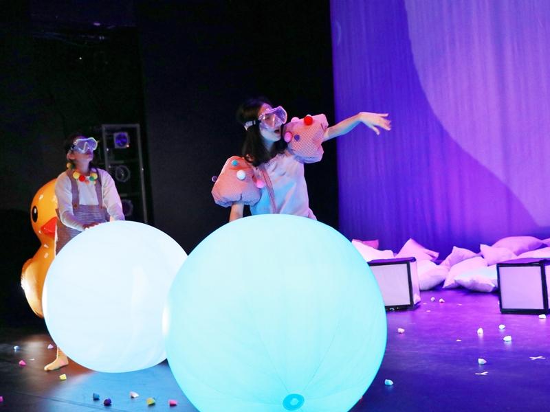 其中兒童音樂劇《尋找秘寶之旅》,講述三位小朋友從一場尋寶之旅中學會欣賞及愛護大自然。