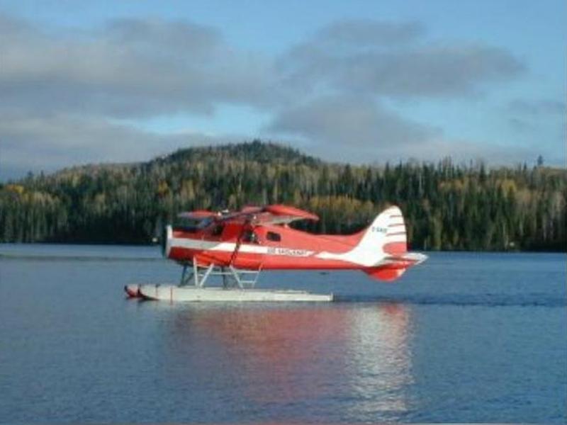 肇事的水上飞机隶属于萨格奈航空(Air Saguenay)。(资料图片)