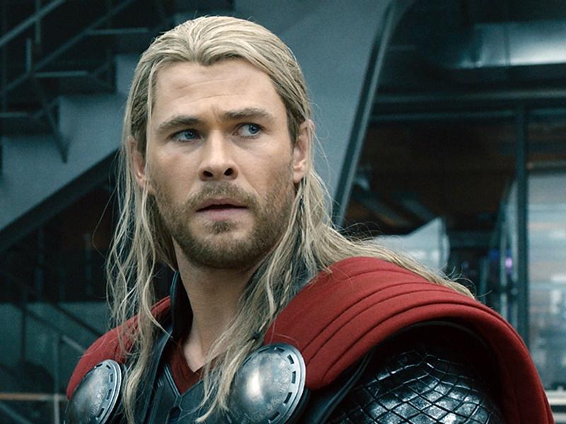 「雷神」成為首名有四部獨立電影的超級英雄。網圖